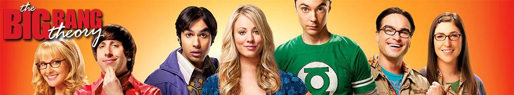 banner of The Big Bang Theory