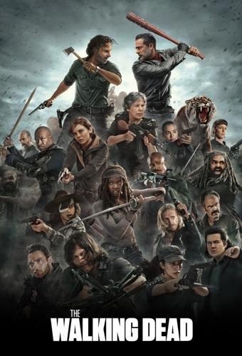 poster for season 8